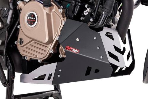 pechera o protector de motor pulsar 200 ns, 200as fire parts