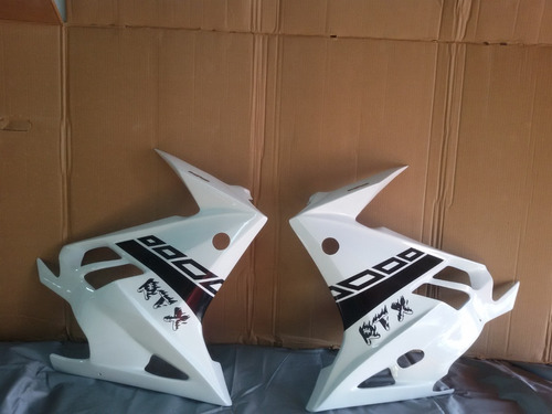 pechera o quilla para akt rtx nuevo modelo fibraxtrema