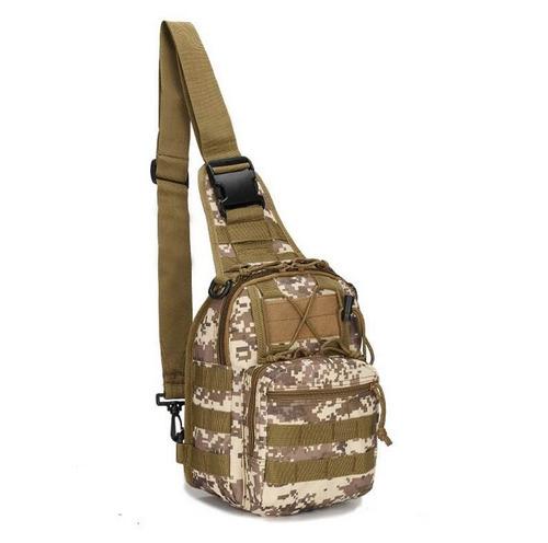 pechera tactica militar mochila cruzada
