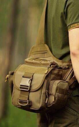 pechera táctica original varios colores militar hombro 600d