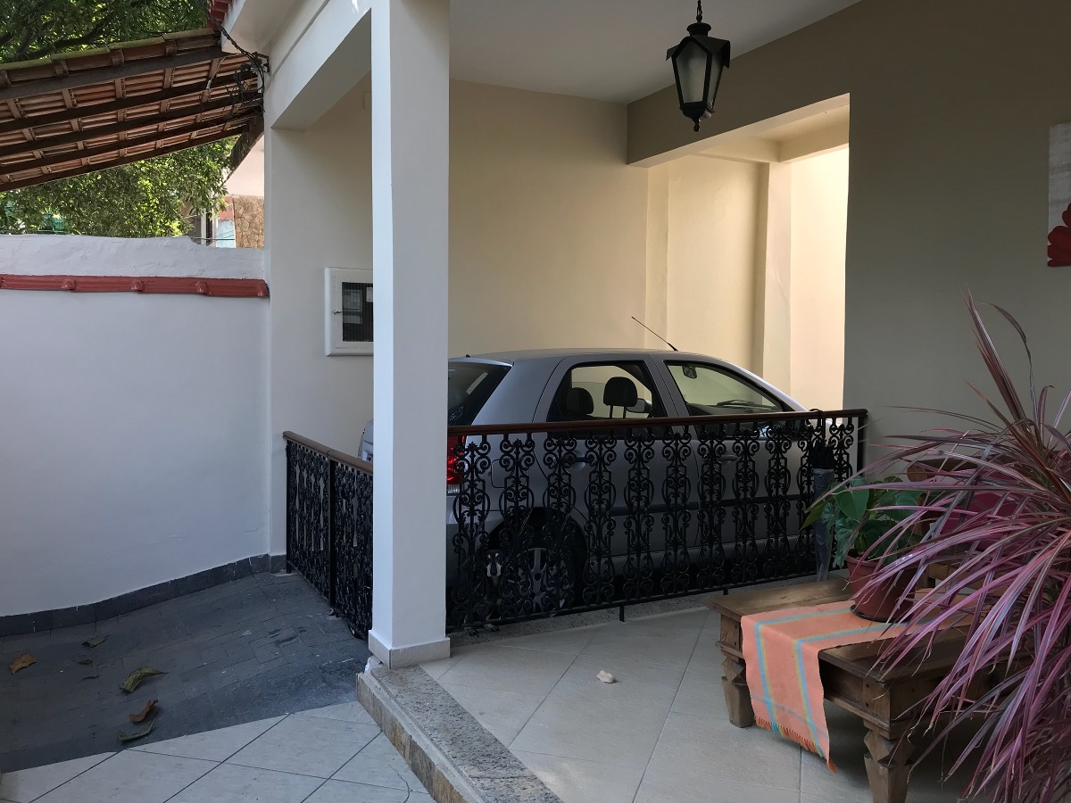 pechincha - casa duplex 3q, com edícula - 3 vagas-rua nobre