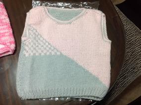 0c7232f21fd Pechitos Para Bebes Tejidos Con Dos Agujas en Mercado Libre Argentina