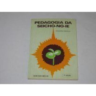 pedagogia da seicho- no- ie - livro masaharu taniguchi