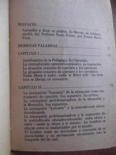 pedagogia del oprimido paulo feire siglo 21