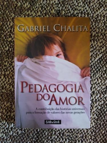 pedagogia do amor - livro