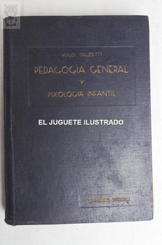 pedagogia psicologia calzetti ed estrada antiguo escolar