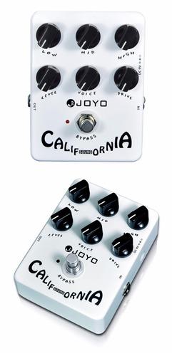 pedal análogo joyo california sound