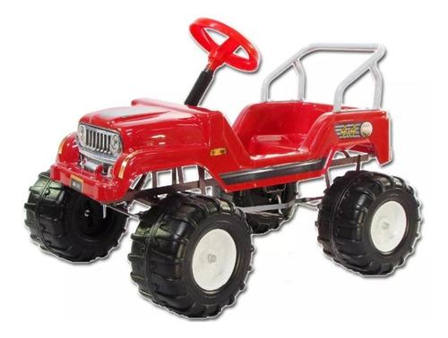 pedal auto juguete