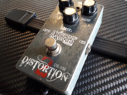 pedal axcess distortion 2 ds 102