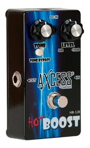 pedal axcess giannini hb-120 hot boost - pd0696