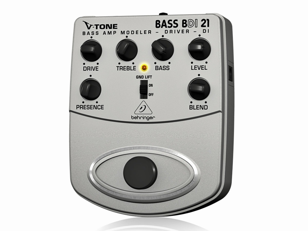 DOWNLOAD DRIVERS: BEHRINGER BDI21 V TONE BASS