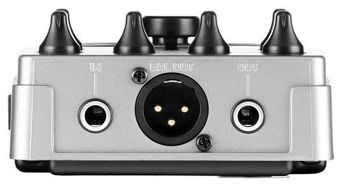 pedal behringer de efeitos v-tone bdi21 vtone bass - pd0560
