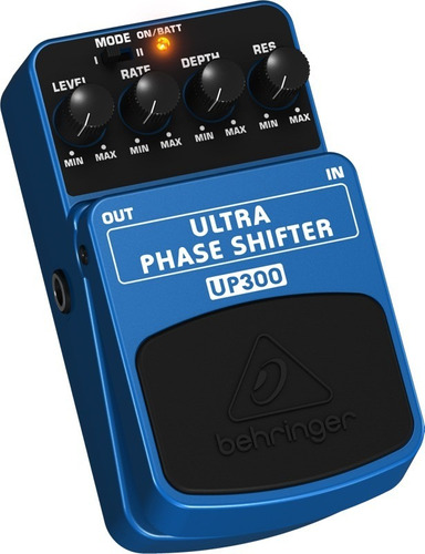 pedal behringer - ultra phaser shifter - up 300