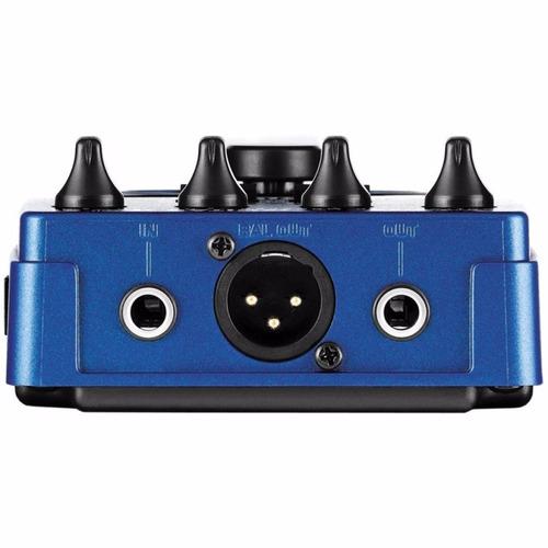pedal behringer v-tone gdi 21 p/ guitarra- simulador de amps
