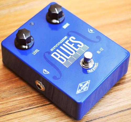 pedal blues driver biyang  bl12 análogo oferta -