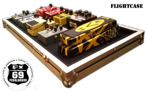 pedal board flight case (mxr boss ibanez joyo vox yamaha)
