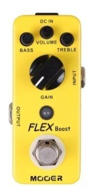 pedal booster mooer flex booster