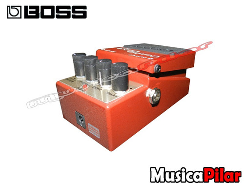 pedal boss bc 2 combo drive distorcion musica pilar