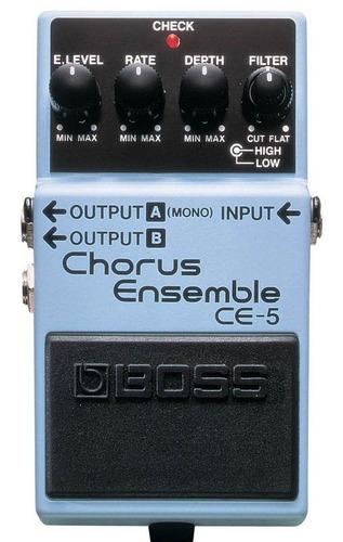pedal boss - chorus ensemble - ce-5