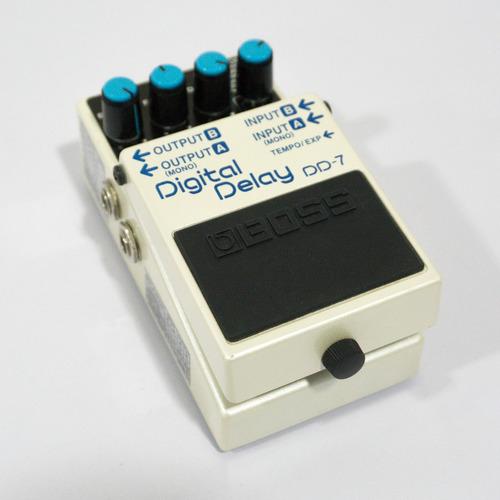 pedal boss dd-7 delay digital (como nuevo)