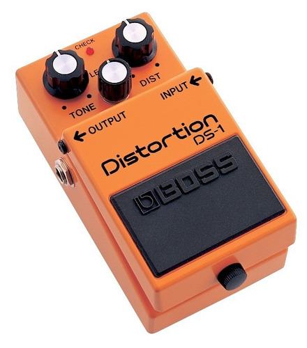 pedal boss - distortion - ds-1