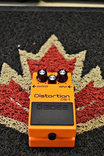 pedal boss distortion ds1 + ótimo estado + nf