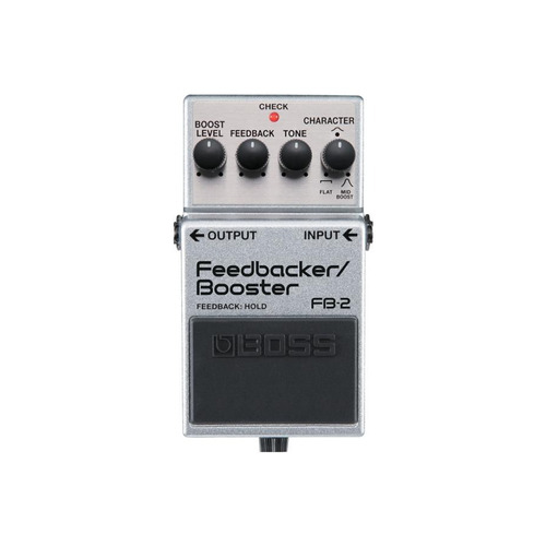 pedal boss fb 2 feedbacker/booster
