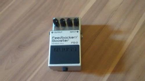 pedal boss fb2 feedbackbooster - trocas
