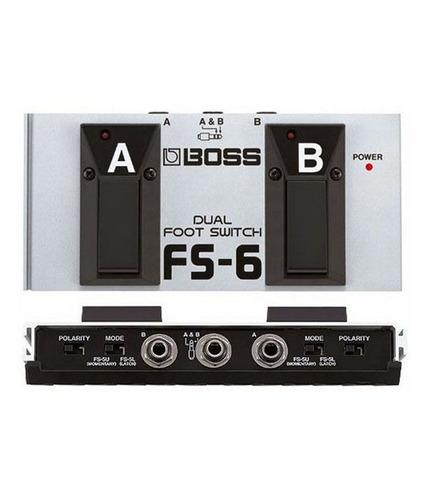 pedal boss fs 6