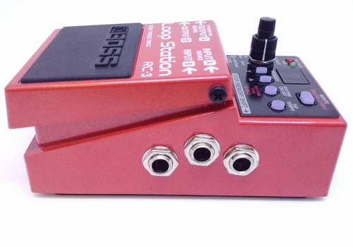 pedal boss loop station rc-3 (loja w music)