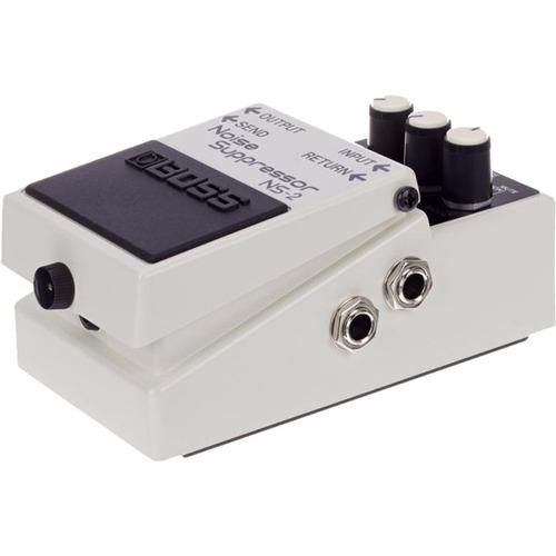 pedal boss ns 2 noise supressor ns2 +fonte hayonik kadu som