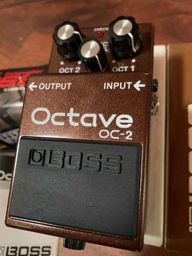 pedal boss octave oc-2
