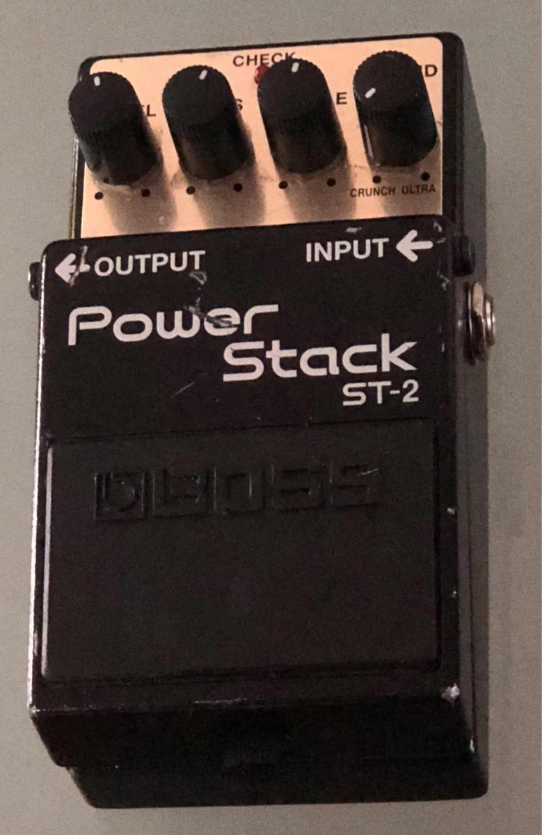 Pedal Boss St 2 Power Stack 120000 En Mercado Libre Cargando Zoom