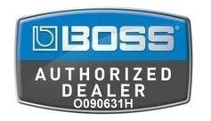 pedal boss turbo distortion ds2 + brinde + nfe + garantia
