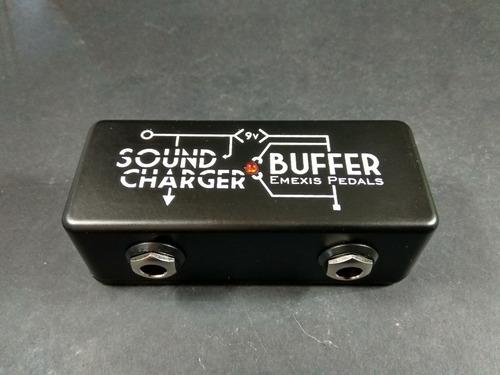 pedal buffer guitarra bajo