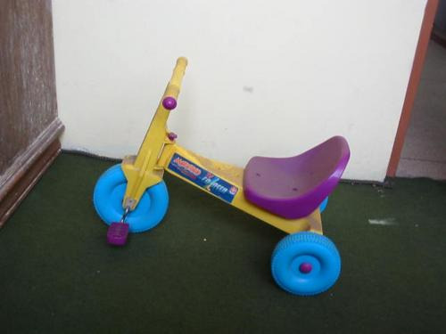 pedal car - bibicleta  estrela   - anos 90
