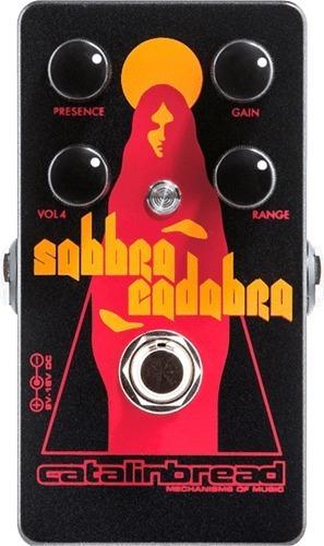 pedal catalinbread sabbra cadabra tony iommi made in usa
