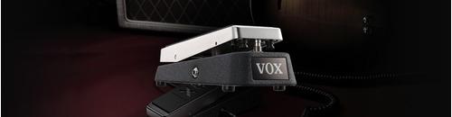 pedal clasico wah para guitarra electrica vox wah v847-a