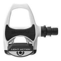 pedal clip shimano pd-r540 speed branco com tacos