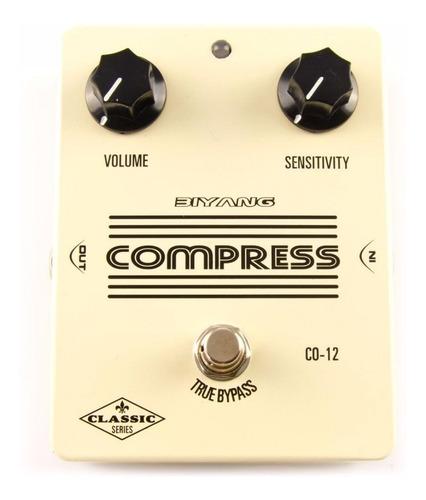 pedal compresor biyang co12 análogo compress oferta -