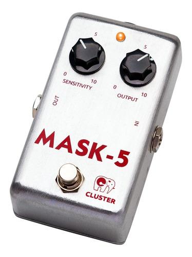 pedal compresor, booster & sustainer | cluster mask-5