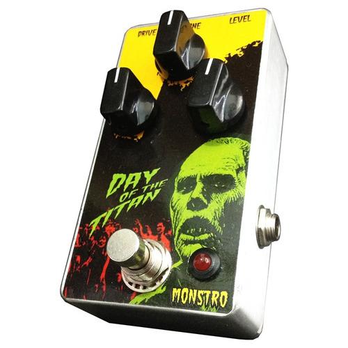 pedal day of the titan overdrive guitar tipo dam sonic titan