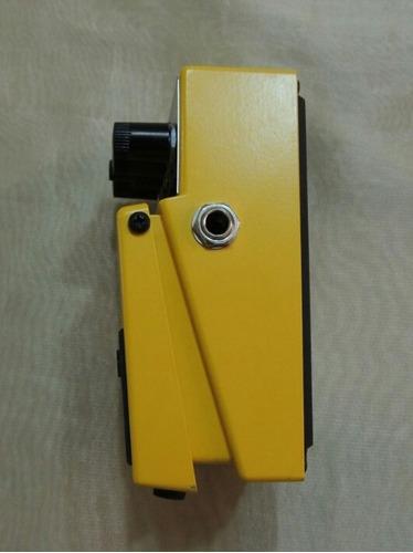pedal de bajo boss odb-3