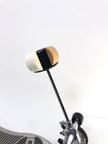 pedal de bombo mapex p750 con plataforma y cadena