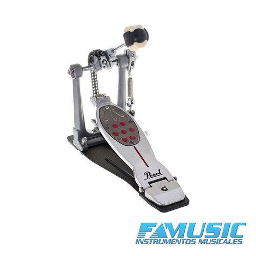 pedal de bombo simple pearl p2050c eliminator