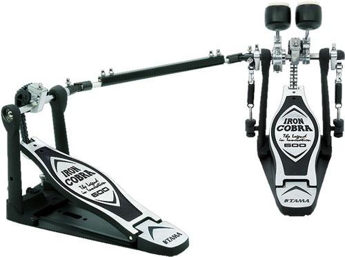 pedal de bombo tama doble hp600dtwb 600 series