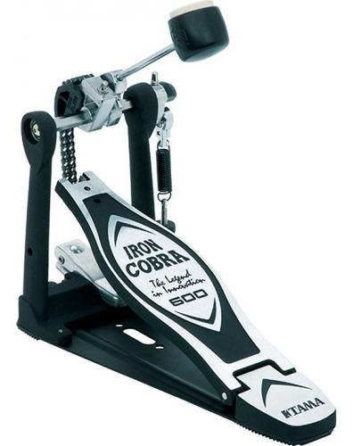 pedal de bombo tama iron cobra single pedal hp600d simple