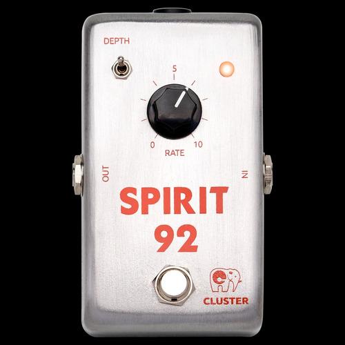 pedal de chorus analógico p/ guitarra | cluster spirit-92