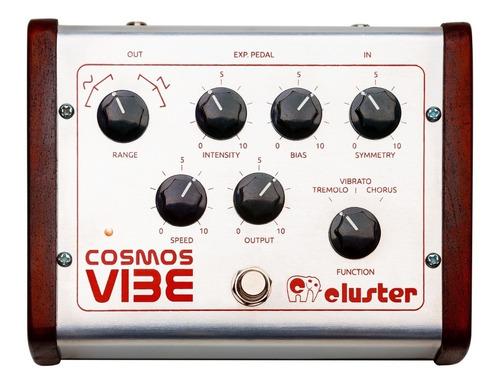 pedal de chorus, trémolo & vibrato   cluster cosmos vibe-13