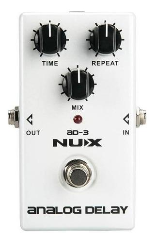 pedal de delay nux ad-3